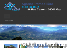 Détails : Well k'home immobilier