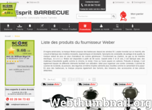 Esprit Barbecue: Barbecue Weber