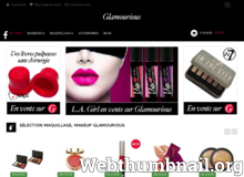 Glamourious : maquillage pas cher L.A. Girl Cosmetics, NYX, Fullips, Ben Nye, Milani