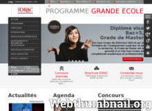 Formation idrac en management lyon