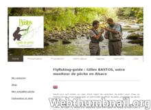 Détails : Flyfishing guide